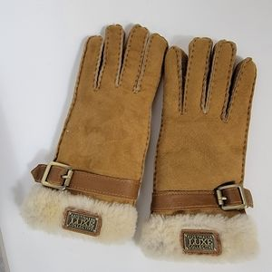 Australia Luxe Collective Genuine Sheepskin Gloves